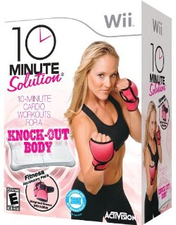 10 Minute Solution with Weight Gloves (Nintendo Wii)