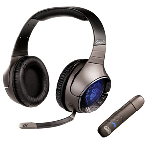 Creative Labs Sound Blaster World of Warcraft Wireless Headset