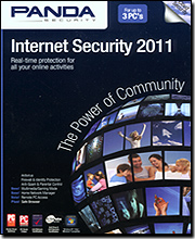 Panda Internet Security '11 - 3 User Family Pack