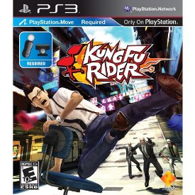 Kung Fu Rider (PlayStation 3 Move)