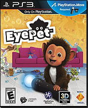 EyePet  (PlayStation 3 Move)