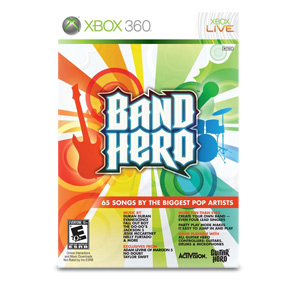 Band Hero featuring Taylor Swift (Xbox 360)