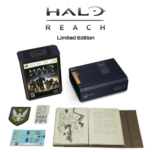 Halo Reach - Limited Edition (Xbox 360)