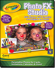 Crayola Photo FX Studio