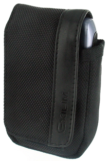 Casio Exilim EX-Case - Universal Nylon Camera Case