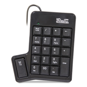 Klip Xtreme KNP-180 Spreadsheet Keypad