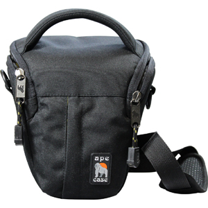 Ape Case Carrying Case for Camera - Black Holster - Nylon