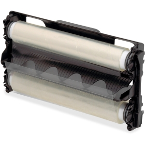 "3M Scotch Dual Laminating Refill Roll - 8.6"" Width x 90ft Length x 5.4mil Thickness - Type G - Glossy - Self-adhesive - 1 Each"