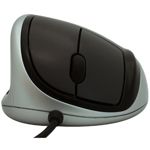 Goldtouch Ergonomic Mouse Left Hand USB Corded by Ergoguys - Optical - USB - 3 x Button