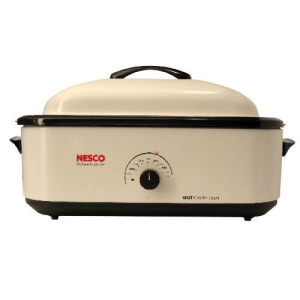 Nesco 4818-14 Electric Oven Single - 0.60 ft³