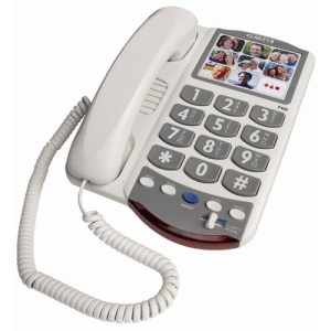 Clarity P400 Standard Phone - 1 x Phone Line