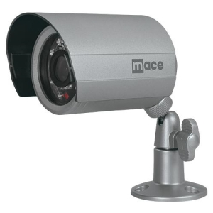 Mace MaceView MVC-IRVB-4 Surveillance/Network Camera - Color, Monochrome - CCD - Cable