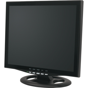 Mace EasyWatch EWO-17LCD-RJ11 17&quot; LCD Monitor - 1280 x 1024 - 300 Nit - 800:1 - Speakers - VGA