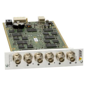 Axis Q7406 Video Encoder - Proprietary - PAL, NTSC