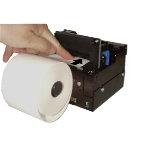 Zebra 01754-112 112 mm Roll Paper Holder