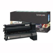 Lexmark Extra High Yield Return Program Black Toner Cartridge - Laser - 15000 Page - Black