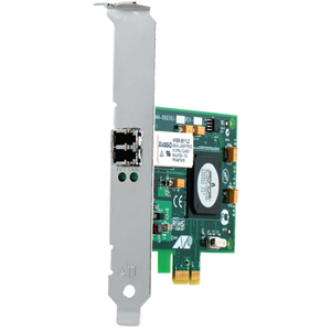 Allied Telesis AT-2972LX10/LC Fiber Optic Gigabit Ehternet Card - Low-profile