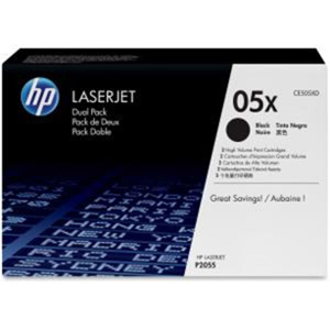 HP Toner Cartridge - Black - Laser - 6500 Page - 2 / Box