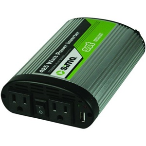 Sima STP-425 DC-to-AC Power Inverter - Input Voltage: 12 V DC - Continuous Power: 425 W