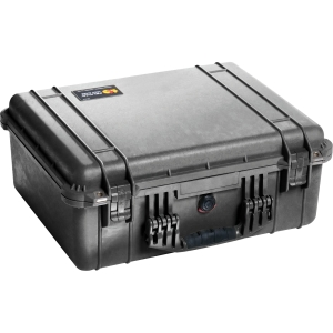 Pelican PELICAN 1550 CASE W/ FOAM BLACK