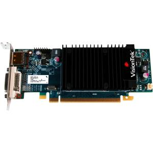 Visiontek 900320 Radeon 5450 Graphic Card - 650 MHz Core - 1 GB DDR3 SDRAM - PCI Express 2.0 x16 - 1000 MHz Memory Clock - 2560 x 1600 - DisplayPort - DVI - VGA