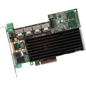 LSI Logic MegaRAID 9260-16i 16-port SAS RAID Controller - Serial Attached SCSI (SAS), Serial ATA/600 - PCI Express 2.0 x8 - Plug-in Card - RAID Supported - 0, 1, 5, 6, 10, 50, 60 RAID Level - 512 MB
