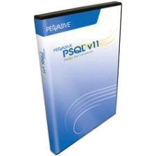Pervasive PSQL v.11.0 Server 32-bit - Complete Product - 10 User - DBMS - Standard Retail - PC