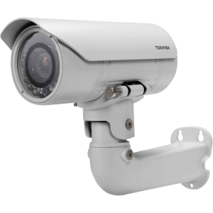 Toshiba IK-WB80A Surveillance/Network Camera - Color, Monochrome - 3x Optical - CMOS - Cable