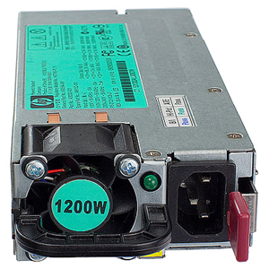 HP 1200W Platinum Redundant Power Supply - Plug-in Module