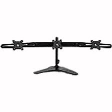 Planar 997-6035-00 Triple Monitor Stand - Up to 58.20 lb - Up to 24&quot; LCD Monitor