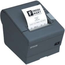 Epson TM-T88V Direct Thermal Printer - Monochrome - Desktop - Receipt Print - 11.81 in/s Mono - USB