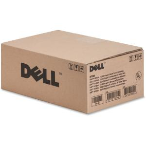 Dell RF223 Toner Cartridge - Black - Laser - 5000 Page