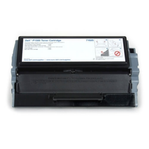 Dell 7Y610 Toner Cartridge - Black - Laser - 6000 Page