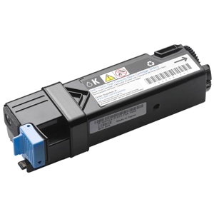 Dell DT615 Toner Cartridge - Black - Laser - 2000 Page