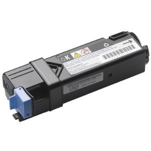 Dell P237C Toner Cartridge - Black - Laser - 1000 Page