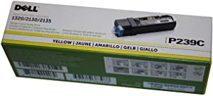 Dell P239C Toner Cartridge - Yellow - Laser - 1000 Page - 1 Pack