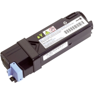 Dell FM066 Toner Cartridge - Yellow - Laser - 2500 Page - 1 Pack
