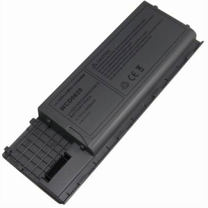 WorldCharge Li-Ion 11.1V DC Battery for Dell Laptop - 4200 mAh - Lithium Ion (Li-Ion) - 11.1 V DC