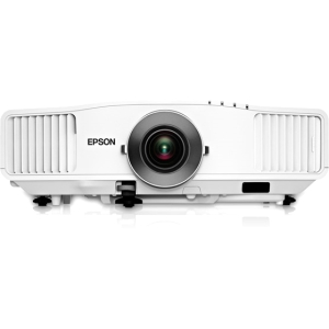 Epson PowerLite 4300 LCD Projector - HDTV - 4:3 - F/1.65 - 2.55 - PAL, SECAM, NTSC - 1024 x 768 - XGA - 1,000:1 - 5200 lm - VGA In - Fast Ethernet - 464 W - 2 Year Warranty