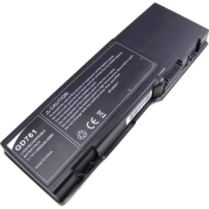 WorldCharge Li-Ion 11.1V DC Battery for Dell Laptop - 4400 mAh - Lithium Ion (Li-Ion) - 11.1 V DC
