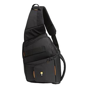 """Case Logic SLRC-205 SLR Sling Backpack - 14.75"""" x 4.5"""" x 3.75"""" - Nylon - Black"""
