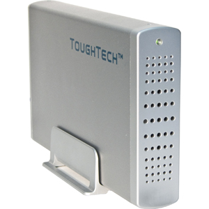 WiebeTech ToughTech Q 36050-2530-0000 Drive Enclosure - External - 1 x Total Bay - 1 x 3.5&quot; Bay - USB 2.0, FireWire/i.LINK 800, eSATA