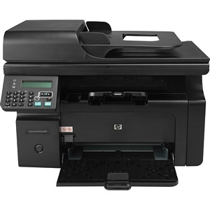 HP LaserJet Pro M1212NF Laser Multifunction Printer - Monochrome  - Fax, Copier, Printer, Scanner