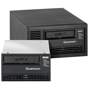 Quantum TC-L52AN-BR LTO Ultrium 5 Tape Drive - 1.50 TB (Native)/3 TB (Compressed) - SAS - 1/2H Height - Internal