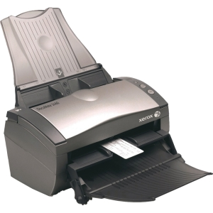 Xerox DocuMate 3460 Sheetfed Scanner - 24-bit Color - 8-bit Grayscale - USB