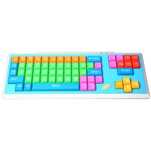 Ergoguys My-Lil Kids Computer Keyboard PC Mac - USB
