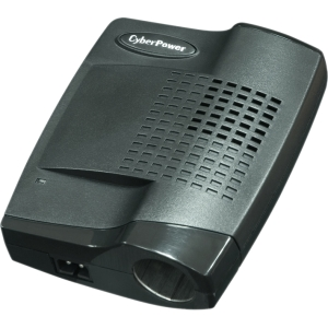CyberPower CPS160SU-DC Mobile Power Inverter 160W with DC Out and USB Charger - Slim line - 12V DC - 5V DC - , 12V DC - , 120V AC - Continuous Power:120W