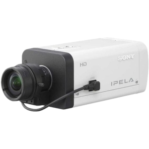 Sony IPELA SNC-CH120 Surveillance/Network Camera - Color, Monochrome - 2.9x Optical - CMOS, CMOS - Cable