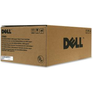 Dell CR963 Toner Cartridge - Black - Laser - 3000 Page