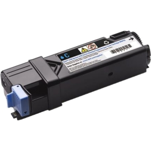 Dell WHPFG Toner Cartridge - Cyan - Laser - 1200 Page - 1 Pack